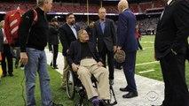 George H.W. Bush in ICU, will not attend inauguration