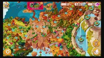 Angry Birds Epic: Super Villains Of Piggy Island - All Levels & Bugs