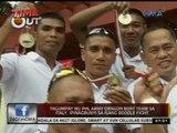 24 Oras: Tagumpay ng Phl Army Dragon Boat Team sa Italy, ipinagbunyi sa isang boodle fight