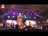 Concert Serges Beynaud / La petite Zota, Annick Choco et les autres danseurs en demo