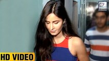Katrina Kaif REFUSES To Talk About XXX: Return Of Xander Cage | LehrenTV