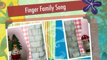 Finger Family Nursery Rhyme Finger Puppets Daddy Finger Mother Finger Brother Sister Baby Finger