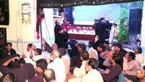 Zakir Ali Raza Doud Khail 20th Muharam 2016 Choti Behak Hafizabad1