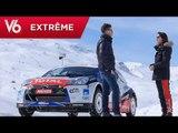 DS3 Trophée Andros - Les essais extrêmes de V6