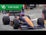 Formule 1 AGS JM23 - Les essais vintage de V6
