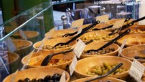Turkish Deli | Fresh Produe Vegs & Fruits | Borough Market | London Street Food