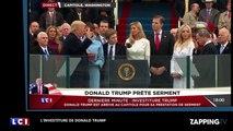 Investiture de Donald Trump : Le premier discours du nouveau Président des États-Unis