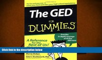 PDF [FREE] DOWNLOAD  The GED For Dummies (For Dummies (Lifestyles Paperback)) READ ONLINE