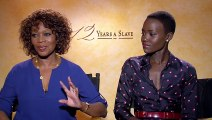 ALFRE WOODARD & LUPITA NYONG'O (Interview 12 Years A Slave -VO)