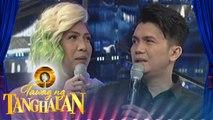 """Tawag ng Tanghalan: Vhong to Vice Ganda, """"Akala ko ba sa akin ka lang?"""""""