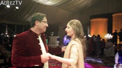 Sharmeela Farooqui Dance with her Husband