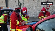 Marseille : comment l'incendie du tunnel Prado-Carénage a été circonscrit