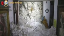 Italie: les secours entrent dans l'hôtel enseveli par une avalanche