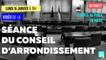 Conseil d'Arrondissement du 15 eme Arrondissement du Lundi 16 Janvier 2017