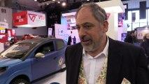 Ecar, l'automobile Made in Belgium au salon de l'auto
