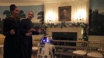 Obama et R2D2