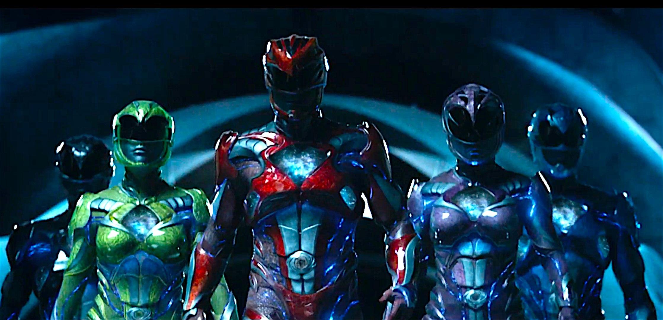 Power Rangers - Official Trailer