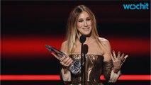 """Sarah Jessica Parker Says Her Award Win Was """"Expressing Gratitude"""""""