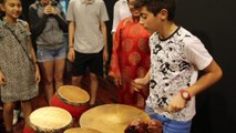Saison 3 Orchestre des lycées français du monde : premier jour au Vietnam