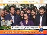PTI BBC ki Fake Report Media Par Chalate Hai Ta Ke Court ko Influence Ker Sake, BBC ki Report Fake Hai Tou Aap Unhe Sue Karain Ge - Watch Maiza Hameed