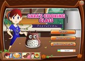 Prepare cake Owl! Cartoons for girls! Games and educational cartoons for children! Kids Kitchen!