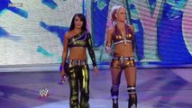 LayCool vs. Beth Phoenix and Kelly Kelly