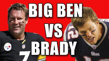 BIG BEN VS TOM BRADY: AFC CHAMPIONSHIP RAP BATTLE