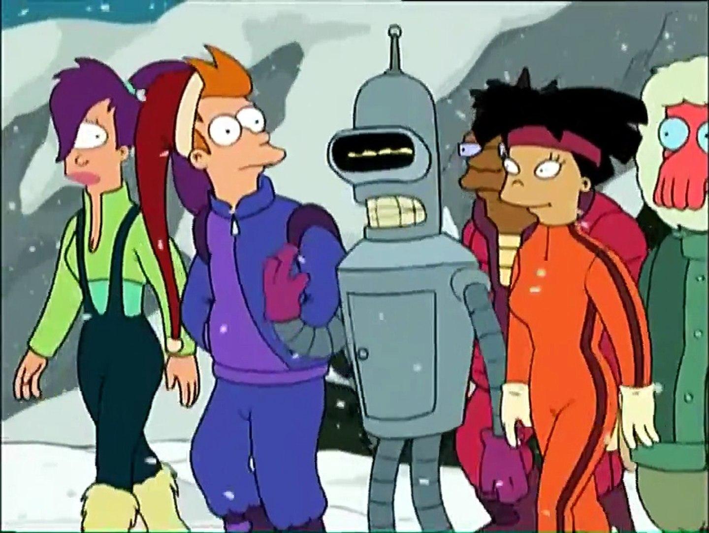 Futurama Christmas Episodes.Futurama S02e04 Xmas Story