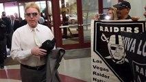 Raiders file paperwork for Las Vegas relocation