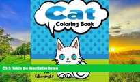 PDF [DOWNLOAD] The Cat Coloring Book: The Adult Coloring Book of Cats, Lions, Tigers, Leopards