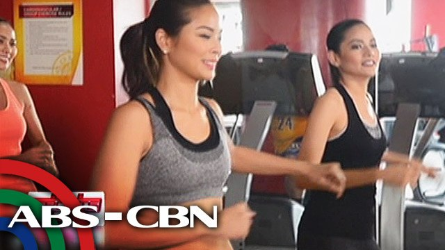 Sports U: Maxine Medina's body workout