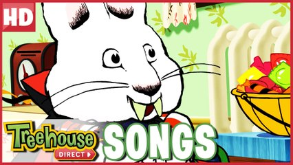 Max & Ruby SING Itsy Bitsy Spider | Treehouse Direct SONGS! NEW!