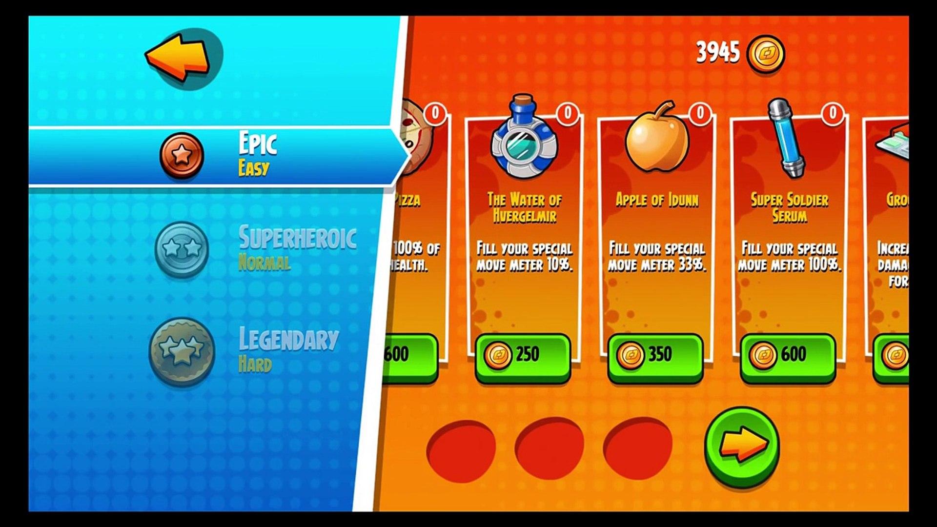 Mix Smash: Marvel Super Hero шенковщики Капитан Америка и Железный Человек Mix Геймплей Часть 3