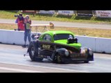 DRAG FILES: 2016 Langley Loafers @ MIssion B.C. Part 2 (AA/Gas Q1)