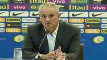 Técnico Tite faz primeira convocação do ano para a seleção brasileira