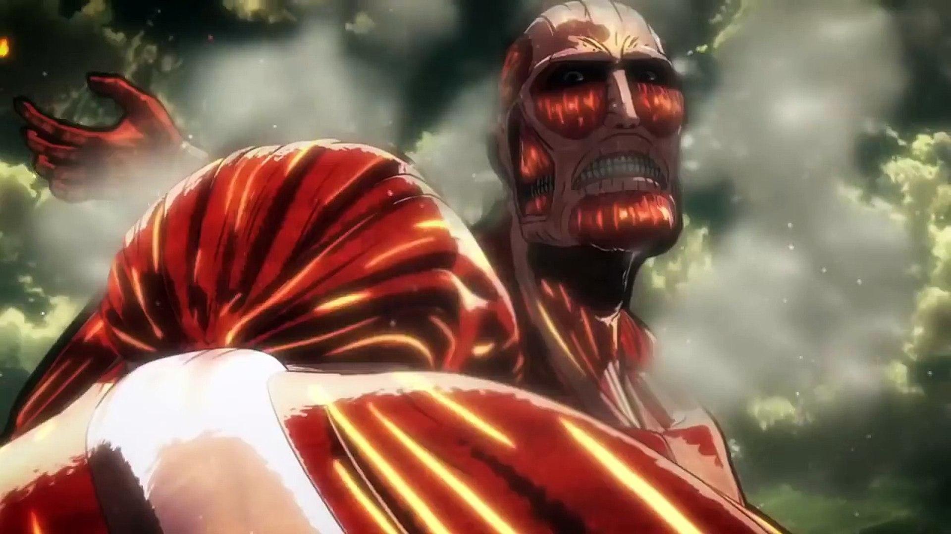 Атака титанов сезон  2 (2 трейлер) | Attack on Titan Season 2(2 trailer)