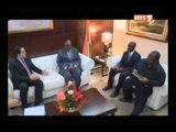 Entretien du Premier Ministre avec le Directeur du développement du groupe Jeune Afrique