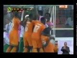 RTI-CAN 2015 : victoire des éléphants de Côte d'Ivoire face à l'Algérie