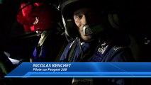 Rallye Monte-Carlo : Les impressions de Renchet à la fin de la spéciale Bayons-Bréziers