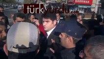 HDP'li vekilden polise  Hangi şerefsiz su sıktı   Gündem Haberleri   www.turkyurdu.com