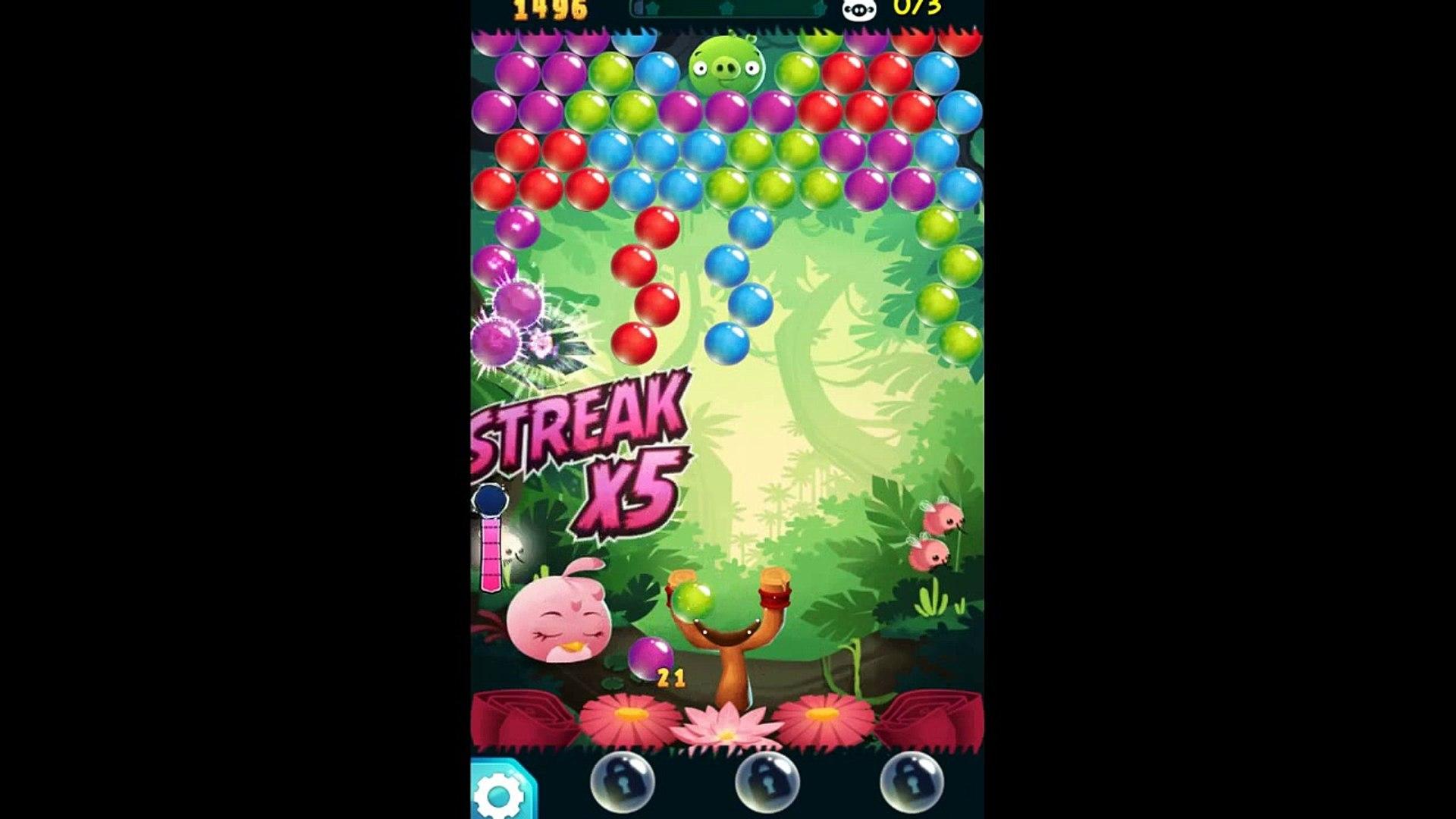 Best Mobile Kids Games - Angry Birds Pop - Shakira Bird - Rovio Entertainment Ltd