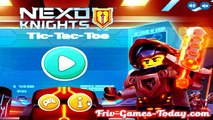 Lego Nexo Tic Tac Toc - Lego Games for Kids - HD