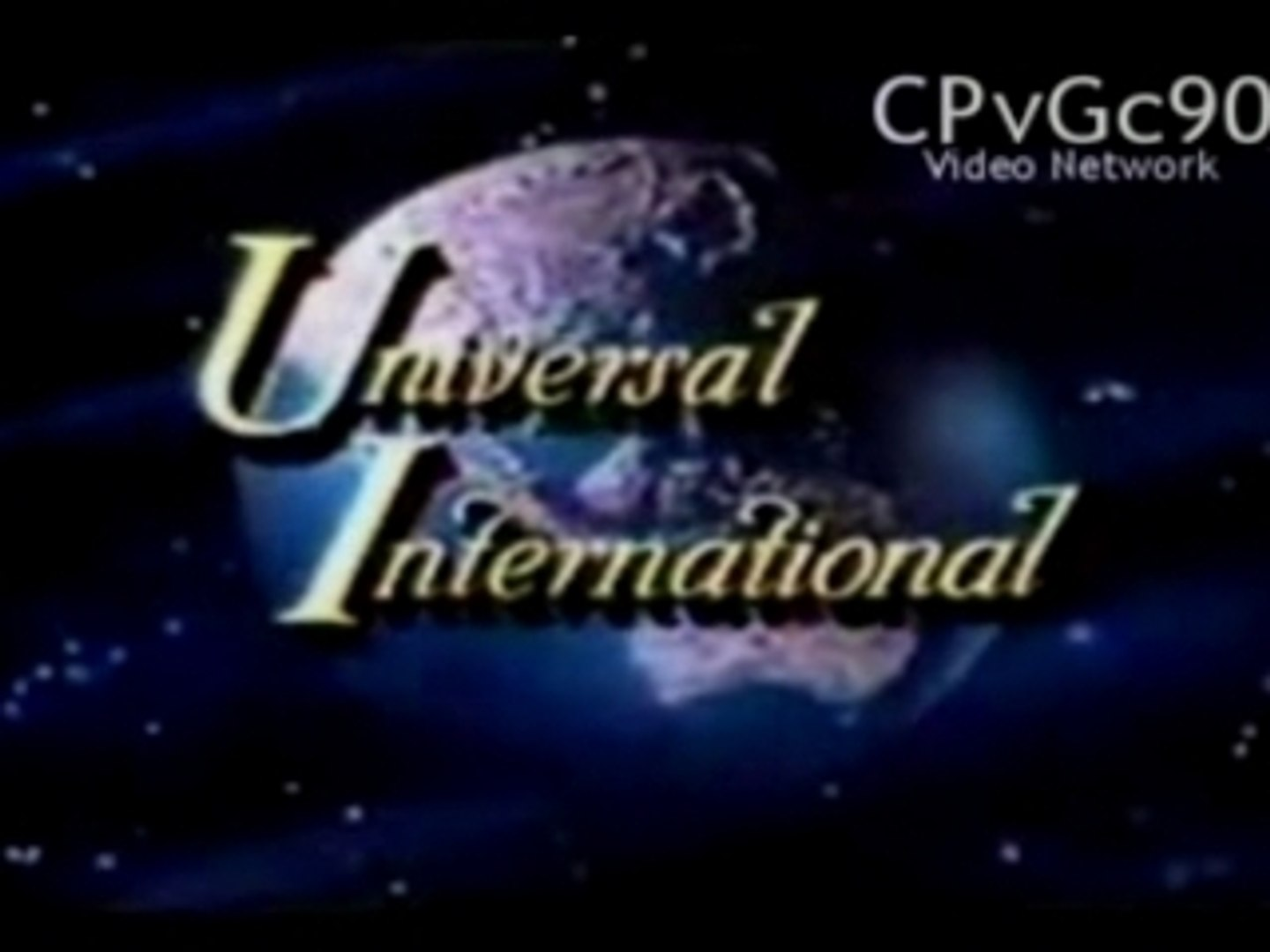 Universal International (It came from Outer Space)