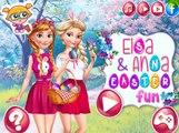 Permainan Frozen Elsa and Anna Easter Fun-Play Games Beku Elsa dan Anna Easter Fun