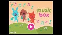 Sago Mini Music Box (By Sago Sago) - iOS / Android - Gameplay Video