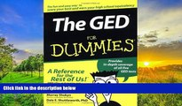 Read Book The GED For Dummies (For Dummies (Lifestyles Paperback)) Murray Shukyn  For Online