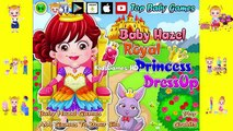 Baby Hazel Games To Play ❖ Baby Hazel Royal Princess Dressup ❖ Cartoons For Children in English