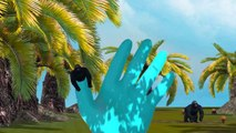 Top Gorilla Animated Finger Family Rhymes | 3D Animated Finger Family Songs