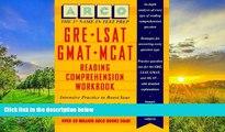 PDF [Download]  Gre-Lsat-Gmat-McAt Reading Comprehension Workbook (1st ed) Mark Alan Stewart  For