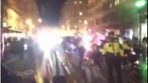 Anti-Trump Protesters Pepper Sprayed on Eve of Inauguration Outside 'DeploraBall' in DC